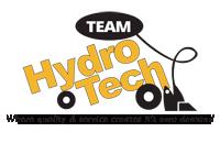 Hydro-Tech Logo and Motto
